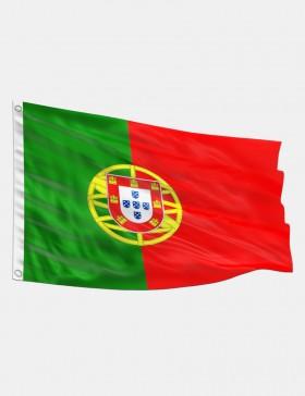 Fahne Portugal 90 x 150 cm