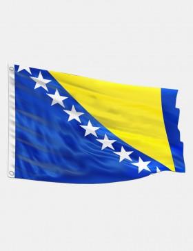 Drapeau Bosnie-Herzégovine...
