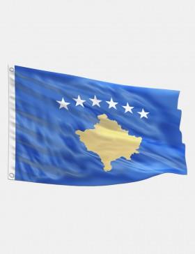 Drapeau Kosovo 90 x 150 cm