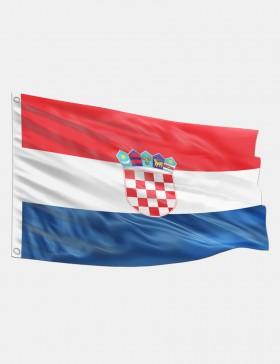 Drapeau Croatie 90 x 150 cm
