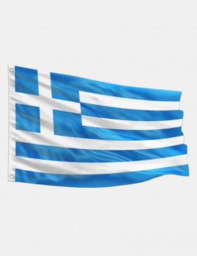 Drapeau Grèce 90 x 150 cm