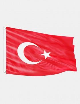 Fahne Türkei 90 x 150 cm