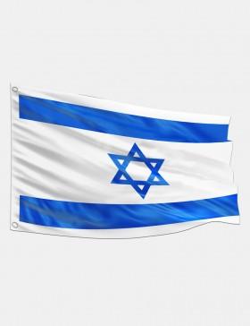 Fahne Israel 90 x 150 cm