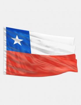 Fahne Chile 90 x 150 cm