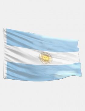 Fahne Argentinien 90 x 150 cm