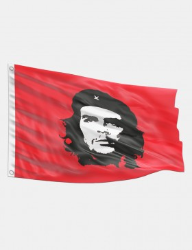 Fahne Che Guevara 90 x 150 cm