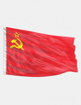Fahne URSS 90 x 150 cm