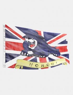 Drapeau Royaume-Uni Bulldog...