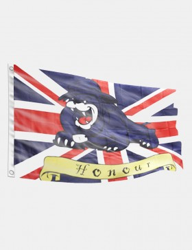 Fahne Union Jack Bulldog 90...