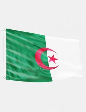 Fahne Algerien 90 x 150 cm