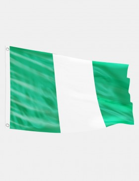 Fahne Nigeria 90 x 150 cm