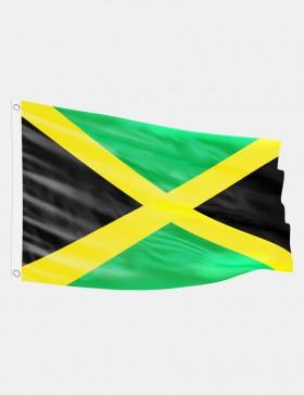 Fahne Jamaika 90 x 150 cm