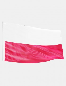 Drapeau Pologne 90 x 150 cm