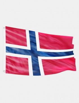 Fahne Norwegen 90 x 150 cm