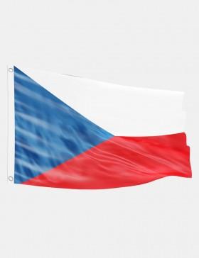 Fahne Tschechische Republik...