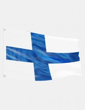 Fahne Finnland 90 x 150 cm