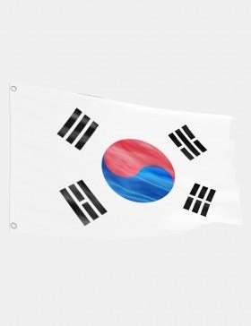Fahne Südkorea 90 x 150 cm