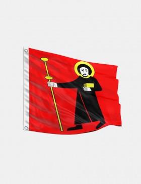 Fahne Glarus 120 x 120 cm