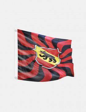 Fahne Bern flammte 120 x...
