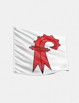 Fahne Basel-Land 120 x 120 cm