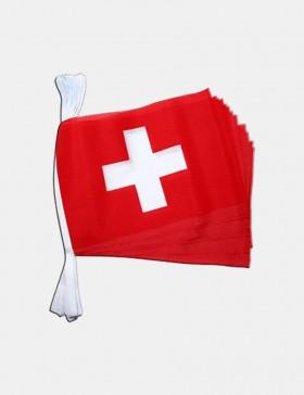 Girlande Schweiz 900 cm