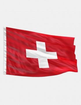 Fahne Schweiz 90 x 150 cm