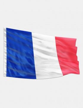 Fahne Frankreich 90 x 150 cm