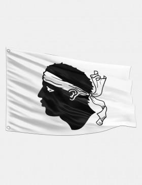Fahne Korsika 90 x 150 cm