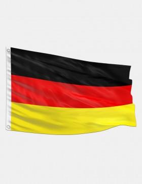 Fahne Deutschland 90 x 150 cm