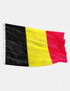 Fahne Belgien 90 x 150 cm